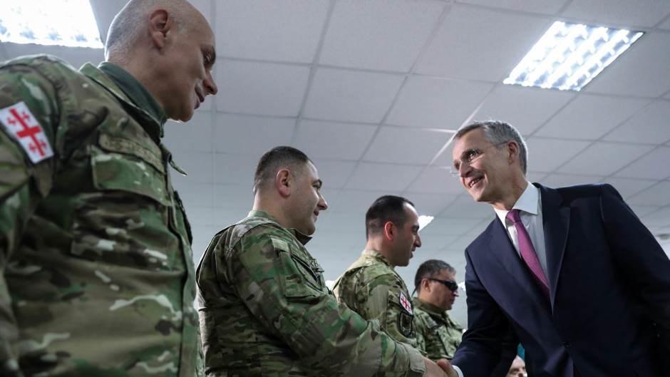 НАТО в Закавказье. А Закавказье где?