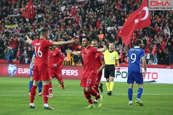 Türkiyə Moldovanı darmadağın etdi