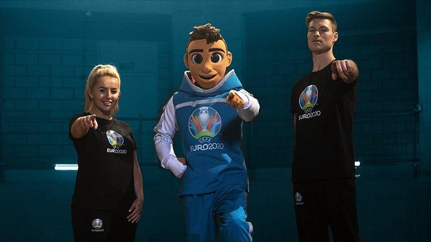 УЕФА представил талисман чемпионата Европы 2020 года