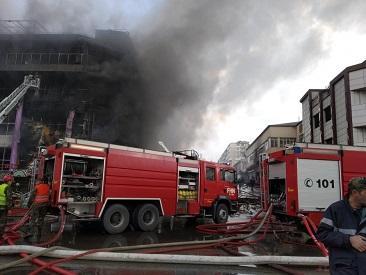 Заявление Минздрава о пострадавших при пожаре в ТЦ