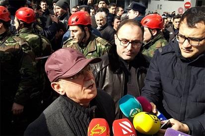 Kəmaləddin Heydərov: Bu, ciddi yanğındır