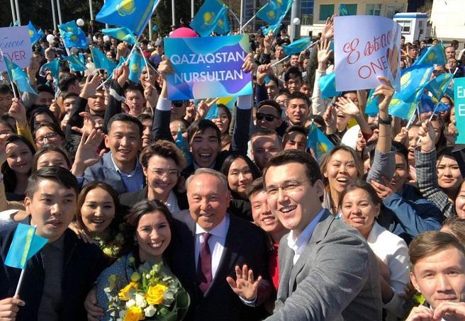 Вернусь и спрошу с каждого - Назарбаев