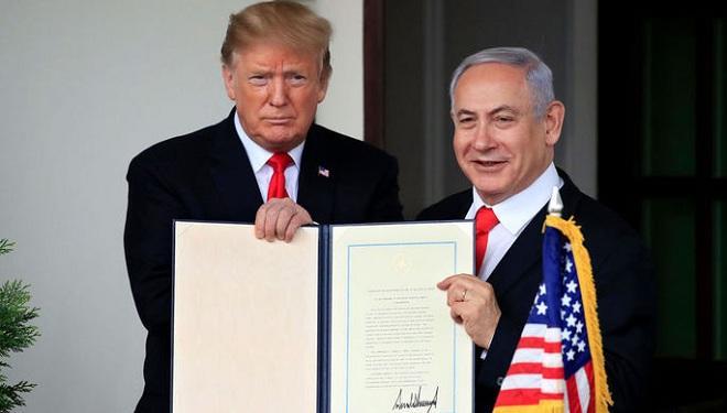 Washington Post рассказала о сговоре Трампа с Нетаньяху