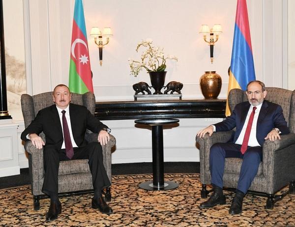 Встреча Алиева с Пашиняном может состояться в Мюнхене