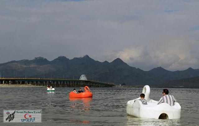 دریاچه اورمیه به حالت احیا رسید
