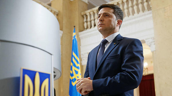 Salary of President Zelensky announced