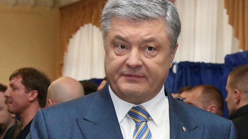Claim: Poroshenko will stage a coup in 10 days