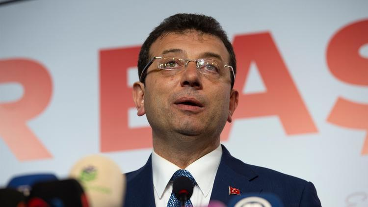 Мэр Стамбула почтил память жертв Ходжалы