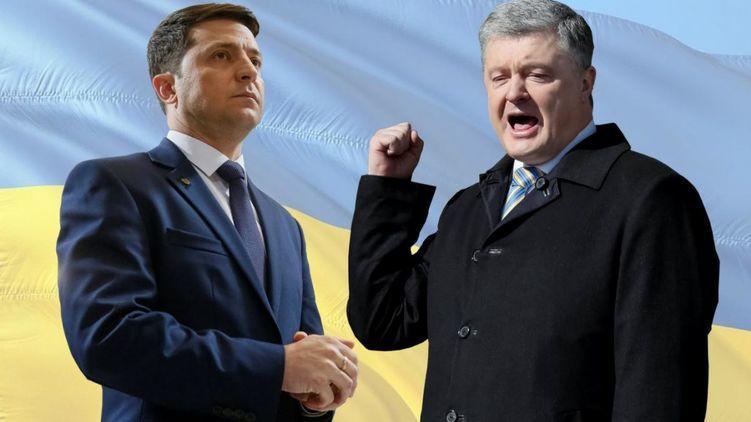 Presidential candidates Poroshenko, Zelensky finish debates