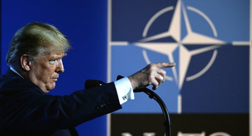 Хочет ли Трамп выхода США из НАТО?