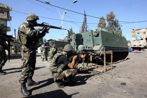 Haftarın ordusu Tripolinin bir addımlığında...