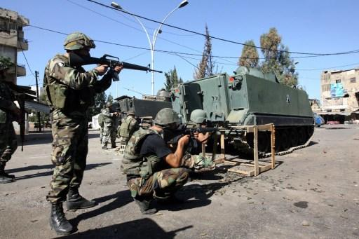 Haftarın ordusu paytaxta yeni hücuma hazırlaşır