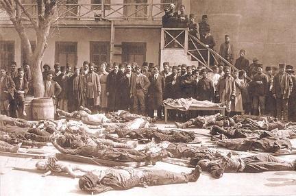 فاجعه جیلولوق «قتلعام مردم آزربایجان توسط جیلوها»