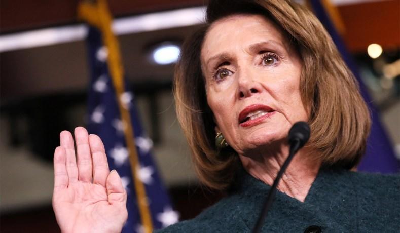 Pelosi: Trampın bununla bağlı planı olmayıb