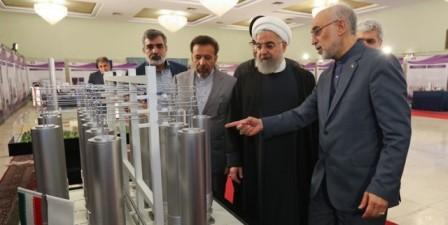 Moscow`s concern over uranium particles found in Iran