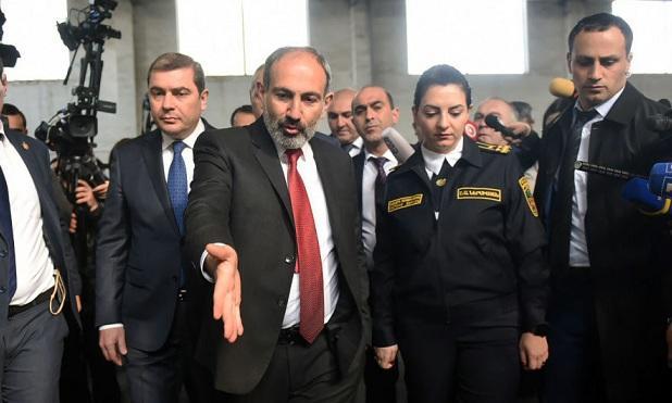 Pashinyan mocked Karapetyan and Kocharyan