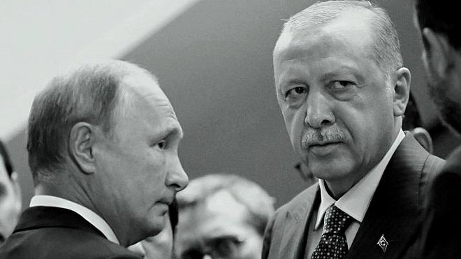 Putin, Erdogan continue direct contacts on Syria