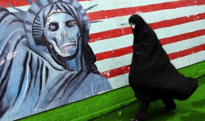 США переводят войну с Ираном в политическую плоскость