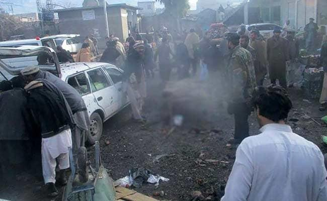 Attack on a hospital in Afghanistan kills at least 20
