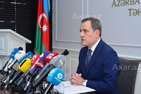 Ceyhun Bayramov Asavbayevlə görüşdü