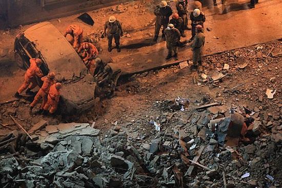Braziliyada dəhşətli olay: metroda 23 nəfər öldürüldü