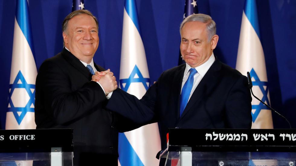 Netanyahu Pompeo ilə görüşdü: Suriyadan çıxmayın...