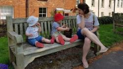 'I'm 35, with two young children – and Parkinson's' -