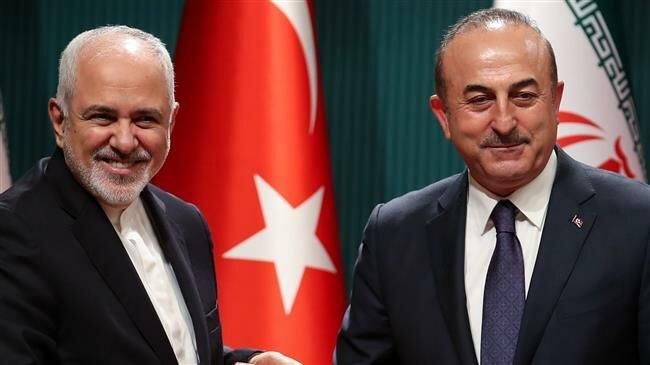 Iran, Turkey discuss latest developments in Jerusalem