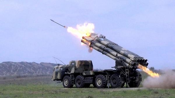 راکت بؤلمهلریمیز دؤیوش آتیشلارینا باشلادی – ویدئو