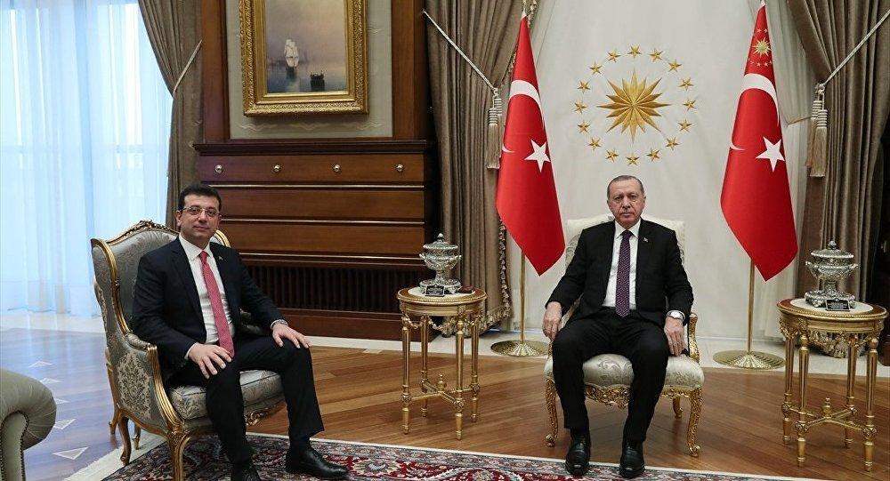 """""""İmamoğlunun qələbəsi Ərdoğanın xeyrinə olacaq"""""""