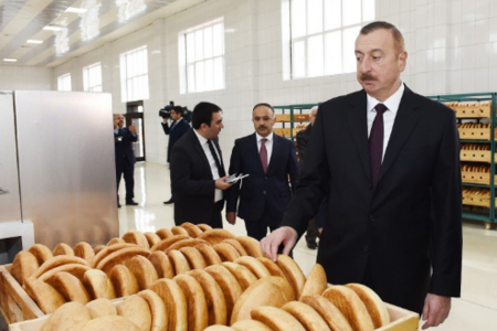 The president is important desicion about the bread
