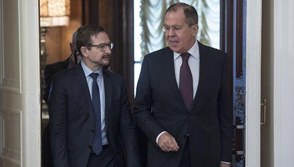 Генсек ОБСЕ и Лавров обсудили Карабах