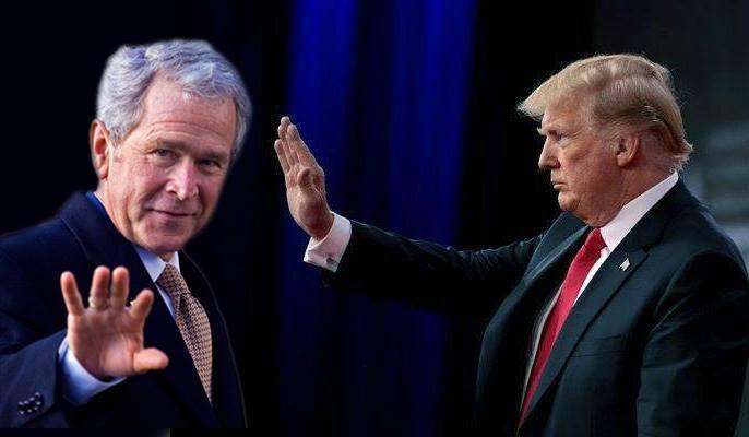Трамп разБУШевался. Чего добиваются США?