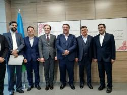 Iranian Trade Center opens in Baku