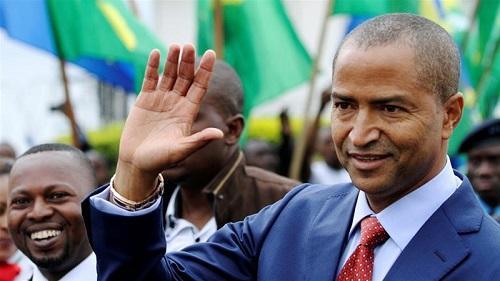 DRC scraps sentence for exiled opposition leader