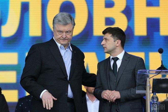 Порошенко признал поражение, но из политики не уходит