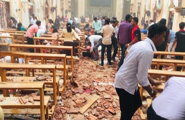 137 killed in Sri Lanka as churches and hotels targeted -