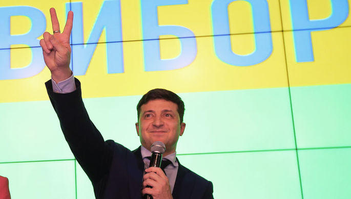 Zelensky promises come up with plan to stop hostilities