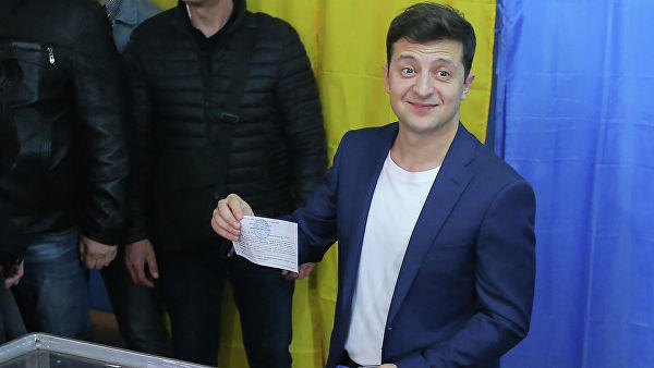 Preliminary results in Ukraine: Zelenski is ahead