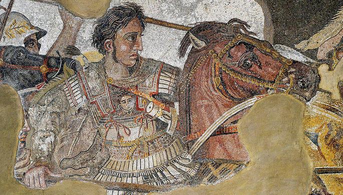Дайверы нашли корабли Александра Македонского
