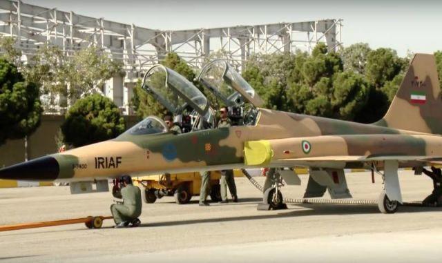 Иран собрался увеличить производство истребителей