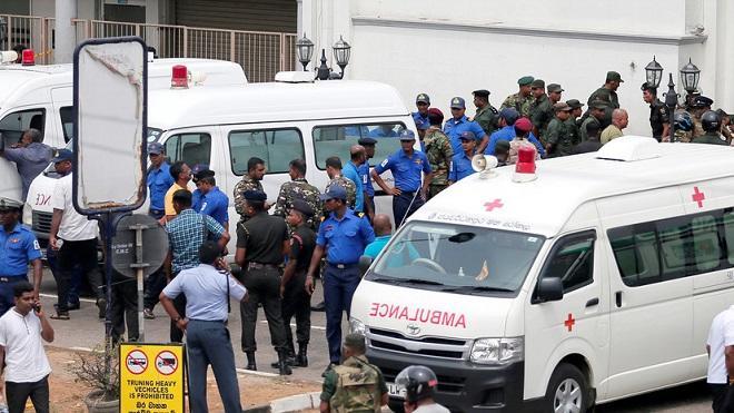 سریلانکادا ۹-جو تراکت: یئنه کیلسه هدف سئچیلدی