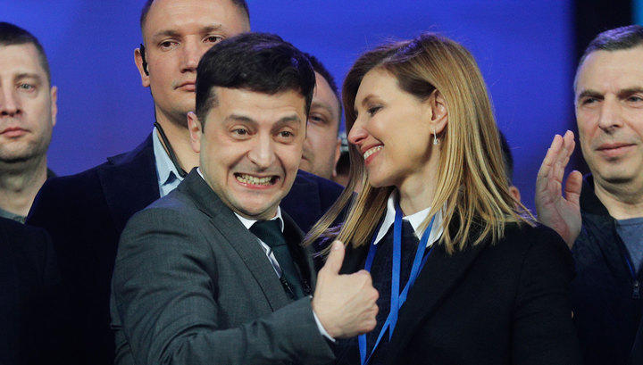 10 фактов о жене Зеленского
