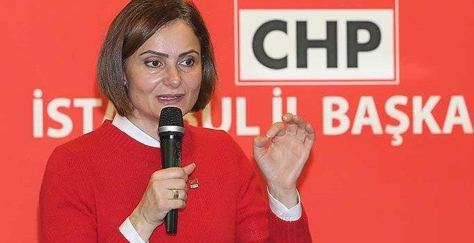 CHP-nin İstanbul el başqanından rəzalət - Foto
