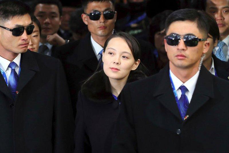 Cестра Ким Чен Ына прибыла во Владивосток