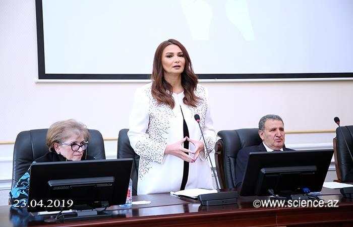 Zərifə Əliyevanın ildönümü ilə bağlı tədbir - Video
