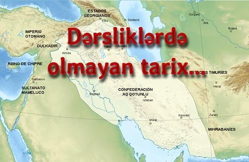 """Ağ və qara """"qoyunlu""""lar: türk öz dövlətinə """"qoyun"""" deyib?"""