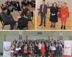 """""""Kapital Bank""""dan Cocuq Mərcanlıda keçirilən yarışmaya dəstək"""