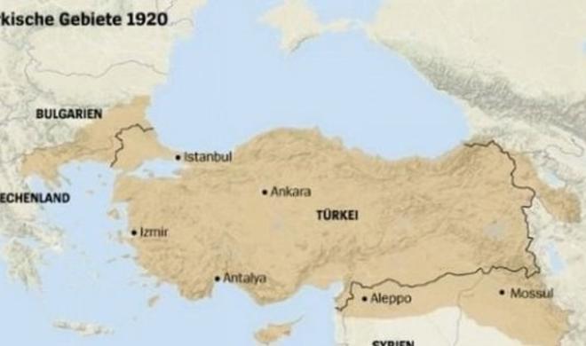 """""""Şpigel""""dən qalmaqal: Türkiyə bu torpaqları işğal edəcək"""