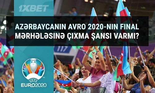 Azərbaycanın AVRO-2020-nin finalına düşmə şansı varmı?